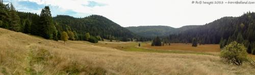 Un air de Scandinavie dans les Vosges